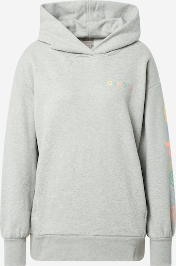 GAP Sweatshirt in blau / gelb / grau / grün / orange, Produktansicht