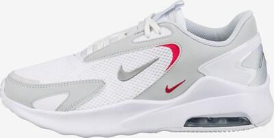 Nike Sportswear Sneaker in hellgrau / rot / weiß, Produktansicht