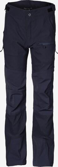 Isbjörn of Sweden Outdoorhose in dunkelblau, Produktansicht