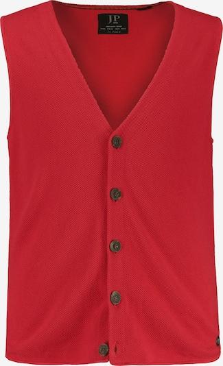 JP1880 Bodywarmer in de kleur Rood, Productweergave