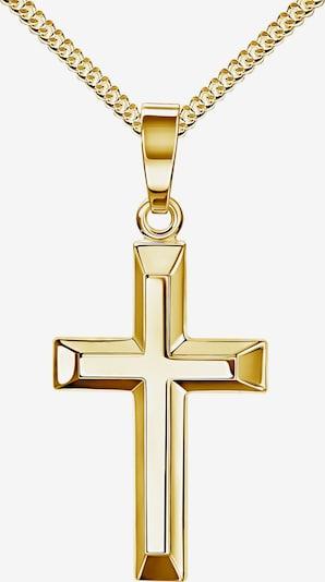 JEVELION Anhänger 585 Gold + Kette in gold, Produktansicht
