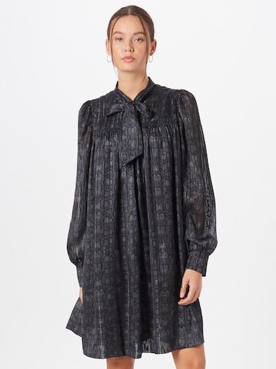 Rochie tip bluză 'Dory' Birgitte Herskind pe gri / gri închis, Vizualizare model