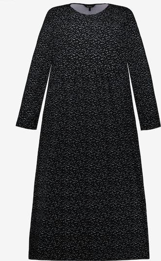 Ulla Popken Ulla Popken Damen große Größen Jerseykleid 725016 in schwarz, Produktansicht