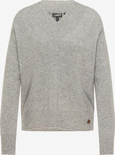 DreiMaster Vintage Pullover in graumeliert, Produktansicht