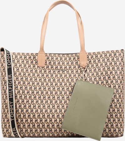 TOMMY HILFIGER Shopper in beige, Produktansicht