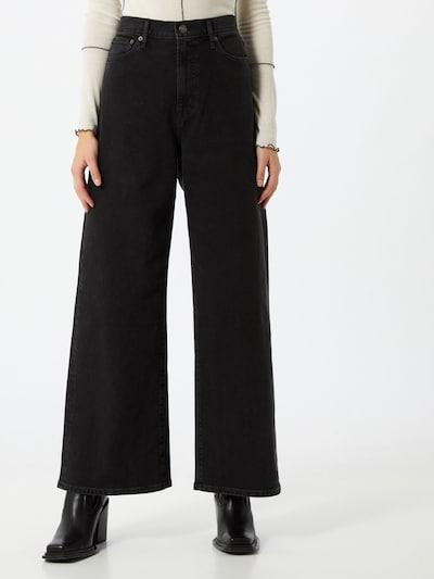 Džinsai iš GAP , spalva - juoda, Modelio vaizdas