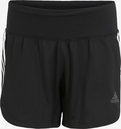 ADIDAS PERFORMANCE Sporta bikses pieejami melns / balts, Preces skats