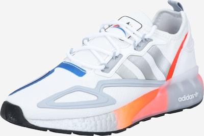 ADIDAS ORIGINALS Sneaker in blau / grau / orange / weiß, Produktansicht