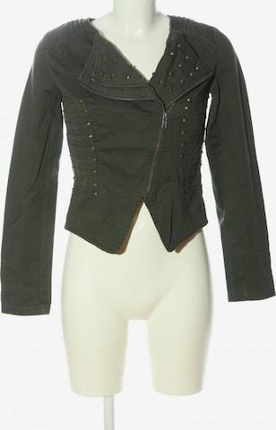 Mandarin Jacket & Coat in XS in Green