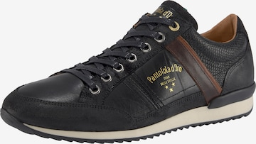 PANTOFOLA D'ORO Sneaker 'Matera' in Schwarz