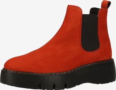 Paul Green Chelsea boty - červená, Produkt