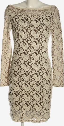 BLEIFREI Lifewear Spitzenkleid in M in creme / braun, Produktansicht