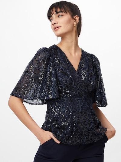 Lauren Ralph Lauren Bluse 'DENITINA' in navy, Modelansicht
