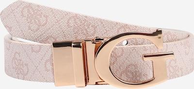 Cintura 'MIKA' GUESS di colore rosa / bianco, Visualizzazione prodotti