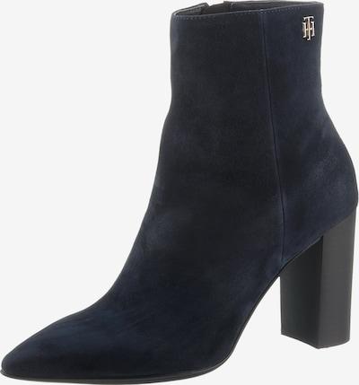 TOMMY HILFIGER Stiefelette in dunkelblau, Produktansicht