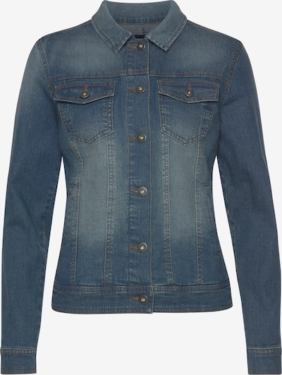 ARIZONA Jeansjacke in blau, Produktansicht