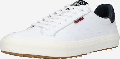 Sneaker low TOMMY HILFIGER pe alb, Vizualizare produs
