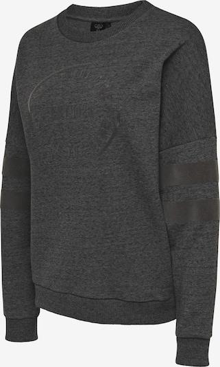 Hummel Sweatshirt in de kleur Donkergrijs, Productweergave