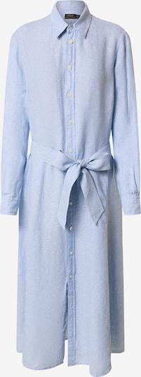 POLO RALPH LAUREN Robe-chemise en bleu clair, Vue avec produit