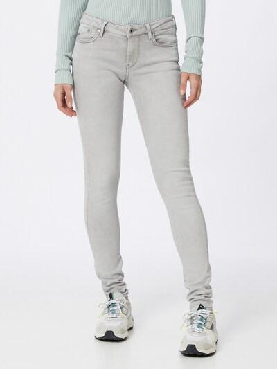 Pepe Jeans Jeans 'PIXIE' in hellgrau, Modelansicht