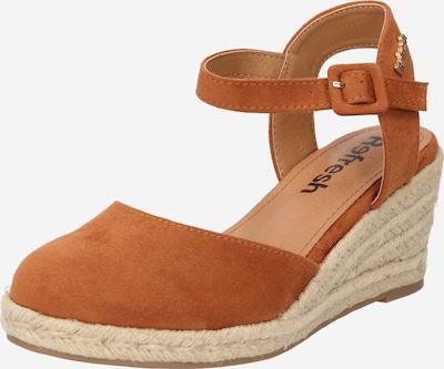 Refresh Sandale s remenčićima u boja devine dlake (camel), Pregled proizvoda