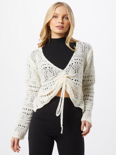 Hailys Pullover 'Corina' in creme, Modelansicht