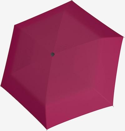 Doppler Parapluie 'Havanna' en rose, Vue avec produit