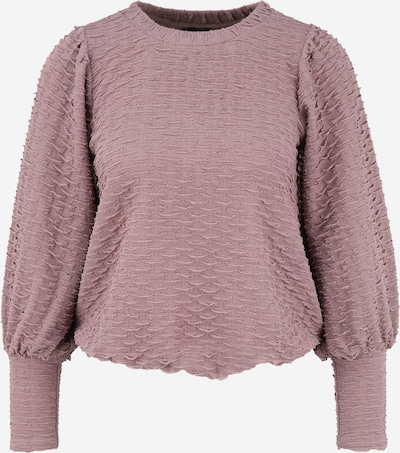 River Island Petite T-shirt en violet, Vue avec produit