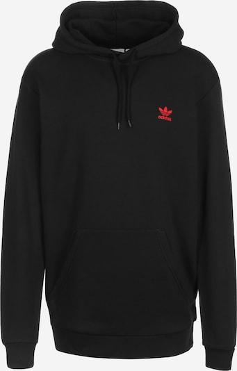 ADIDAS ORIGINALS Sweatshirt 'Essential' in rot / schwarz, Produktansicht