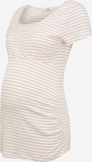 Tricou BELLYBUTTON pe roz închis / alb, Vizualizare produs
