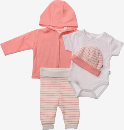 LILIPUT Baby-Ausstattung in lachs / weiß, Produktansicht
