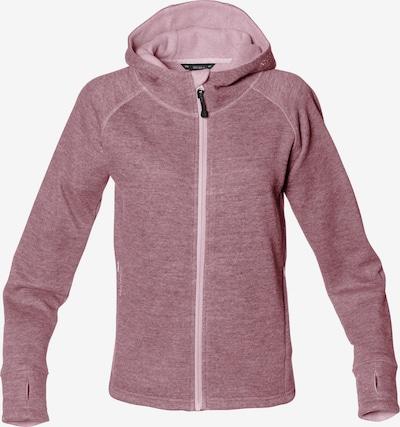 Isbjörn of Sweden Athletic Fleece Jacket 'WOOLY' in Pink, Item view