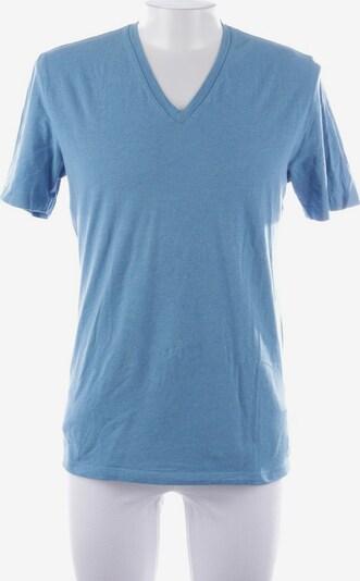 HUGO T-Shirt in L in blaumeliert, Produktansicht