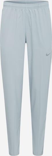 NIKE Pantalón deportivo 'RUN STRIPE' en gris claro / gris oscuro, Vista del producto