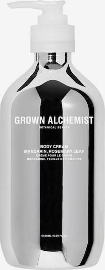 Grown Alchemist Körpercreme 'Silver' in silber, Produktansicht