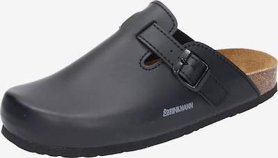 DR. BRINKMANN Pantoletten Clogs in schwarz, Produktansicht