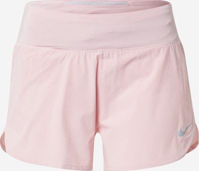 NIKE Urheiluhousut 'ECLIPSE' värissä harmaa / roosa: Näkymä edestä