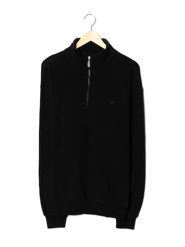 FILA Sweatshirt in XL in Schwarz