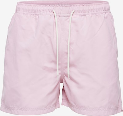 SELECTED HOMME Badeshorts in rosa, Produktansicht