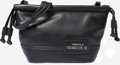 TOM TAILOR DENIM Taška přes rameno 'Carmen' - černá, Produkt