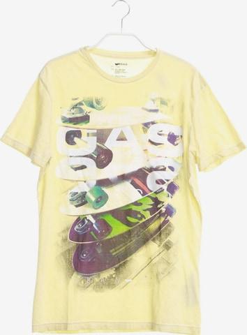 GAS Shirt in M in Beige
