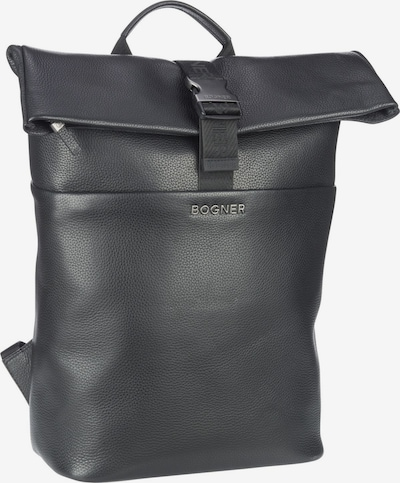 BOGNER Rugzak in de kleur Zwart, Productweergave