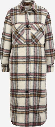 OBJECT Tall Mantel 'SELENE' in gelb / rot / schwarz / weiß, Produktansicht