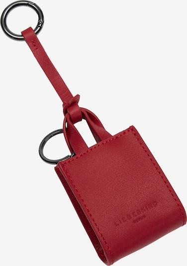 Liebeskind Berlin Breloczek do kluczy w kolorze czerwonym, Podgląd produktu