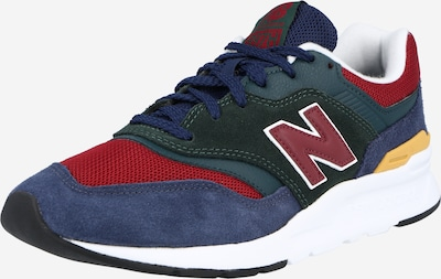 new balance Sneakers laag '997' in de kleur Navy, Productweergave