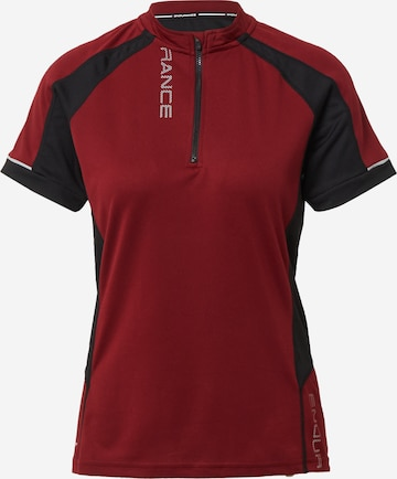 ENDURANCE Performance Shirt in Red