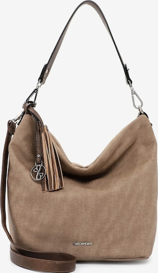 Emily & Noah Pouch ' Elke ' in Taupe, Item view