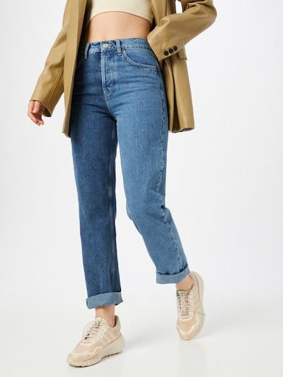 BDG Urban Outfitters Džínsy 'PAX' - modrá denim / tmavomodrá, Model/-ka