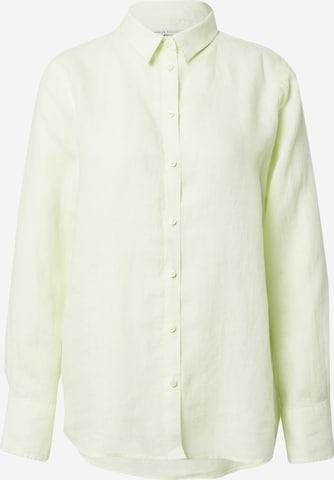 Camicia da donna 'Kimberly' di Gina Tricot in verde
