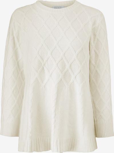 Masai Pullover in creme / weiß, Produktansicht